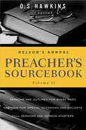 Nelson's Annual Preacher's Sourcebook (Volume 2) eBook