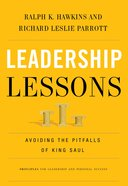Leadership Lessons eBook