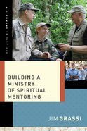 Building a Ministry of Spiritual Mentoring eBook