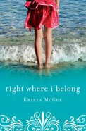 Right Where I Belong eBook