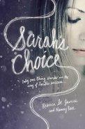 Sarah's Choice eBook