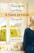 A Taste of Faith eBook