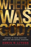 Where Was God? eBook