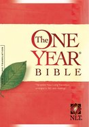 NLT One Year Bible eBook