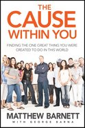 The Cause Inside of You eBook