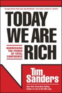 Today We Are Rich eBook