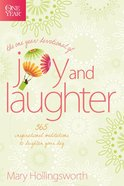 The One Year Devotional of Joy and Laughter eBook