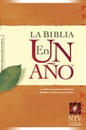 Ntv: La Biblia En Un Ano (Spanish) (Spa) (One Year Bible) eBook