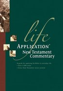 Life Application New Testament Commentary eBook