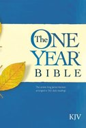 KJV One Year Bible eBook