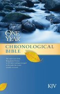 The KJV One Year Chronological Bible eBook