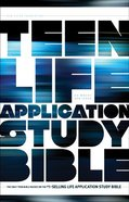 NLT Teen Life Application Study Bible