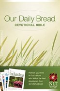 NLT Our Daily Bread Devotional Bible eBook