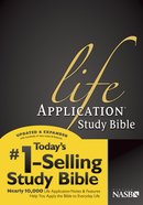 NASB Life Application Study Bible eBook
