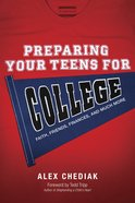 Preparing Your Teens For College eBook