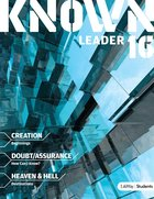 Known Leader Guide Summer 12 eBook