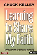 Learning to Share My Faith eBook