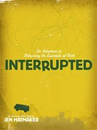 Interrupted Member Book