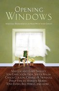 Opening Windows eBook