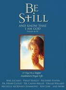 Be Still eBook