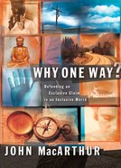 Why One Way eBook