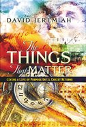 The Things That Matter eBook