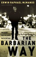The Barbarian Way eBook