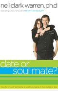 Date..Or Soul Mate? eBook