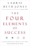 The Four Elements of Success eBook