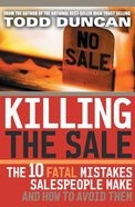 Killing the Sale eBook