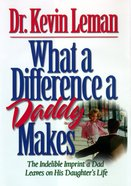 What a Difference a Daddy Makes eBook