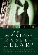 Am I Making Myself Clear? eBook