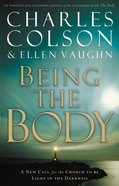 Being the Body eBook