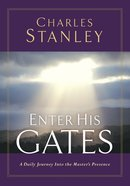 Enter His Gates eBook
