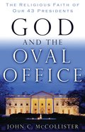 God and the Oval Office eBook