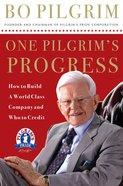 One Pilgrim's Progress (101 Questions About The Bible Kingstone Comics Series) eBook