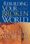 Rebuilding Your Broken World eBook