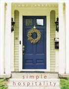 Simple Hospitality (101 Questions About The Bible Kingstone Comics Series) eBook