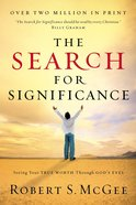 The Search For Significance eBook