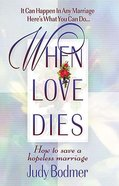 When Love Dies eBook