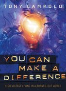 You Can Make a Difference eBook