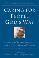 Caring For People God's Way eBook