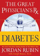 The Great Physician's Rx For Diabetes (Prescription) eBook