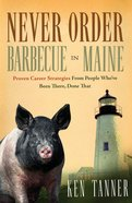 Never Order Barbecue in Maine eBook
