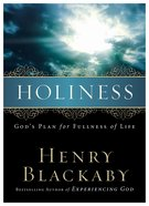 Holiness eBook