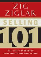 Selling 101 eBook