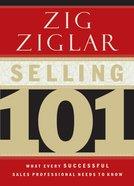 Selling 101 eBook