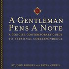 A Gentleman Pens a Note eBook
