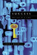 Success: One Day At a Time (101 Questions About The Bible Kingstone Comics Series) eBook