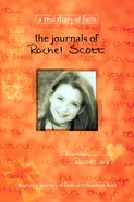 The Journal of Rachel Scott eBook